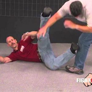 Dale Comstock - Self Defense Takedown Recovery