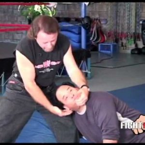 Defense Against a Takedown  - Self Defense