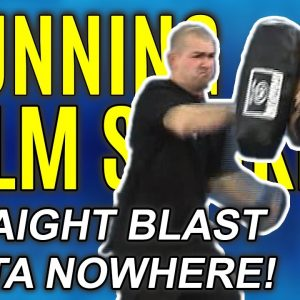 Defensive Ear Slap into Straight Blast • Self Defense Moves • FightFast