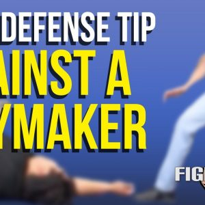 Self-Defense Fight Move - Response to the Haymaker