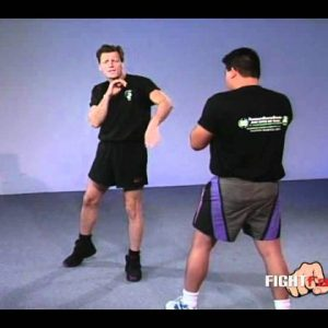 Self Defense - Paul Vunak Oblique Kick