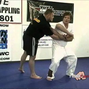 Self Defense Tip - Double Hand Grab