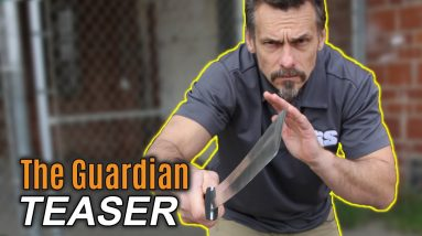The Guardian Sword Self Defense Teaser • FightFast